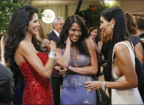 News video: The Real Housewives Of Beverly Hills Casting Shakeup: Joyce Giraud And Carlton Gebbia Have Been Fired